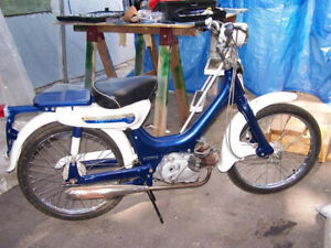 Looking To Buy a Honda PC 50