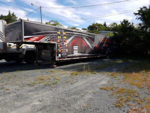 50ft Remeq trailer $9000.00 obo.