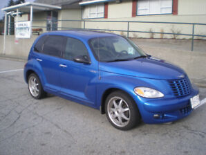 PT Cruiser-GT Turbo-2003-Excellent Shape-126000 kms - $6000