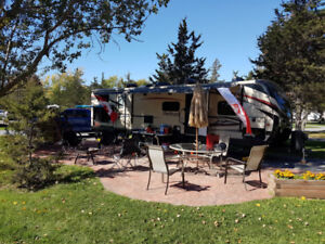 2015 Keystone Outback 312BH (Bunk House) 36ft Travel Trailer