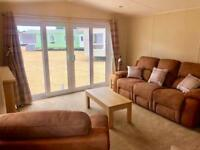 Luxury family holiday home - Long 11 month season - Pet Friendly - Low site fees