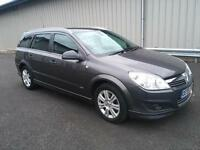 2010 59 VAUXHALL ASTRA 1.9 CDTI DESIGN ESTATE 5DR DIESEL MANUAL (149 G/KM, 118 B