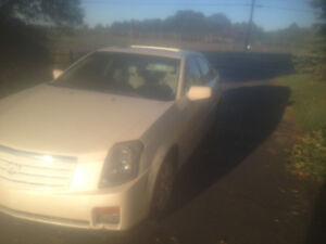 2005 Cadillac CTS Full Berline
