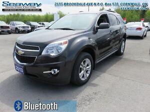 2013 Chevrolet Equinox LT  - Bluetooth -  Heated Mirrors - $121.