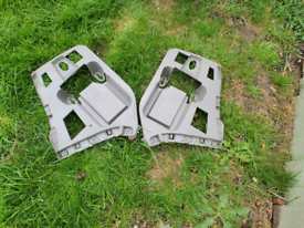 Bmw 1series F20 rear bumper side carriers