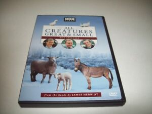 CHRISTMAS DVD ALL CREATURES GREAT AND SMALL