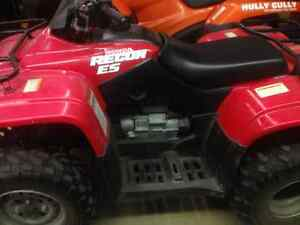 Honda Recon 250 Electric Shift - 2 Wheel Drive