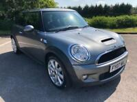 2007 MINI Hatch 1.6 Cooper S Hatchback 3dr Petrol Manual (164 g/km, 175