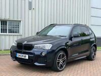 2015 BMW X3 3.0 35d M Sport Auto xDrive 5dr SUV Diesel Automatic
