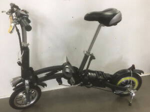 Folding/foldable electric bike (eBike) - PROMOTIONAL SALE