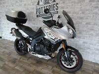 Triumph Tiger 1050 Sport 2017 *Latest model with top box ABS Cruise ECT*
