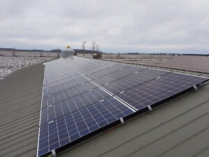 Solar Systems - Home, Farm, Business - MicroFIT & Net Metering Kitchener / Waterloo Kitchener Area image 2