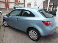 SEAT Ibiza S A/C (nayara blue) 2009