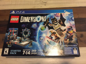 PS4 Lego Dimensions Starter Pack (Sealed)