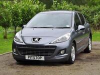 Peugeot 207 1.4 Sportium 5dr PETROL MANUAL 2011/61
