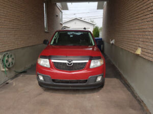 Mazda Tribute AWD 2011