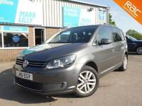 2011 Volkswagen Touran NOW SOLD LARGE FOURCOURT WITH OVER 80 SIMILAR VEHICLES