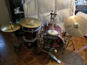 YAMAHA YD Series Drum Set - Complete! Like new!