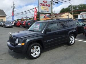 2015 Jeep Patriot 4x4  FREE 1 YEAR PREMIUM WARRANTY INCLUDED!!