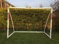8 x 6ft Samba Football Goal