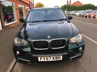2007 BMW X5 3.0d SE 5dr Auto LOW MILES GBP12,000 OPTIONS