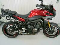 Yamaha MT09 Tracer 2015 reg bike 9223 miles only excellent with many extras
