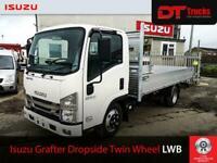 Isuzu Grafter N35.125 TDL (twin rear wheel) LWB Dropside (AWAITING NEW STOCK)