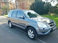 2003 HONDA CR-V 2.0 i-VTEC EXECUTIVE 4WD **JUST 121,000 MILES ** FSH