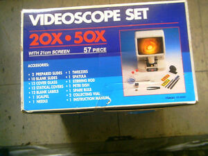 videoscope set Kitchener / Waterloo Kitchener Area image 2