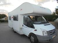 Roller Team Auto Roller 500 4 berth end kitchen Coachbuilt motorhome for sale