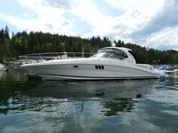 2007 Searay Sundancer 44 WITH floating boat lift dock