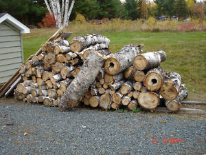 Over a cord of 4' firewood