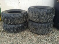 Used ATV tires for sale
