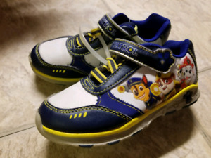 2 pairs shoes size 11 toddler boy