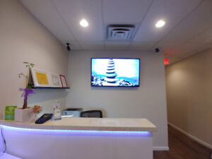 Professional treatment room for rent
