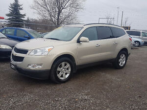 2011 Chevrolet Traverse LT AWD CERTIFIED 2 YEARS WARRANTY Includ London Ontario image 1
