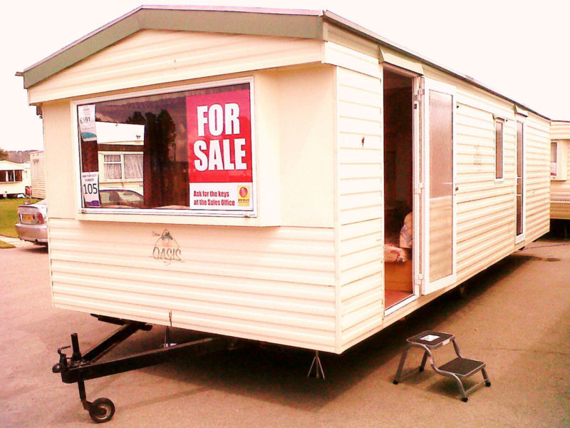 Perfect Caravan Dymchurch Kent  Mobile Homes And Park Homes In United Kingdom