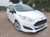 Ford Fiesta 1.0 EcoBoost Zetec S Petrol Manual With Air Conditioning
