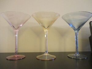 Sex and the City Martini Glasses