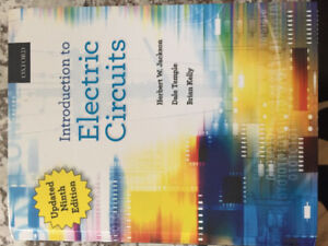 Introduction to Electrical Circuits 9th Edition