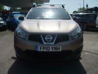 2010 Nissan Qashqai Visia SUV Petrol Manual