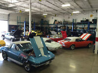 Automotive Mechanic- To Work On Muscle & Classic Cars