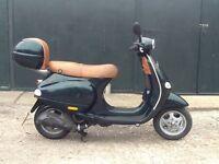 Piaget Vespa et4 125cc 2001