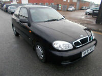 Daewoo Lanos 1.4 S NEW 12 MONTHS MOT ONLY 68,000 MILES RELIABLE VEHICLE