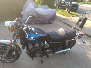 Motorcycle for trade