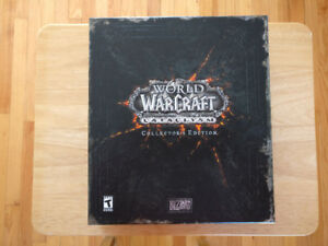 Selling World of Warcraft Cataclysm Collector's Edition