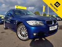 2009 BMW 3 SERIES 2.0 320D ES 4D 175 BHP! P/X WELCOME! 2 OWNERS! SERVICE HISTORY
