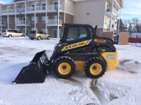 SNOW REMOVAL - Fast & Reliable Service
