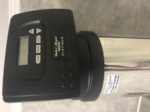 Water Softener (Platinum) for sale - $1,600