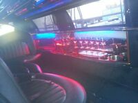 Stretch Limo Services (Airport, Weddings, Niagara)